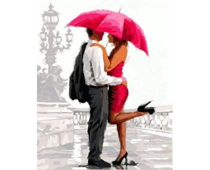 Картина по номерам Романтика