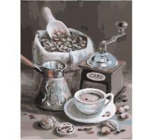 Картина по номерам Аромат кофе