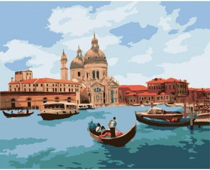 Картина по номерам Полдень в Венеции