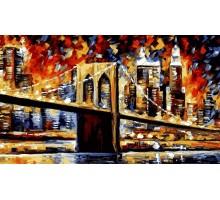 Картина по номерам Бруклинский мост