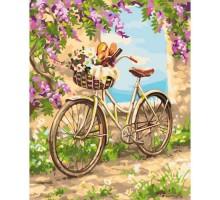 Картина по номерам Деревенское утро