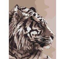 Картина по номерам Амурский тигр