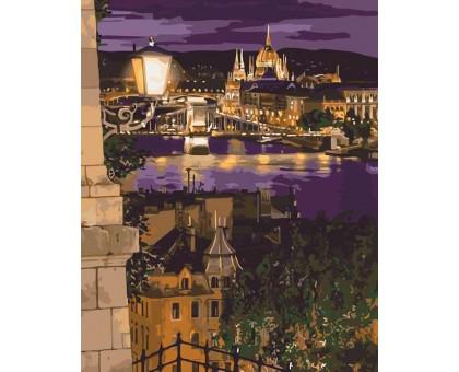 Картина по номерам Магия Будапешта