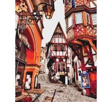 Картина по номерам Баварская улочка