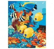 Картина по номерам Морское царство