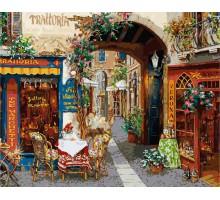 Картина по номерам Волшебный переулок