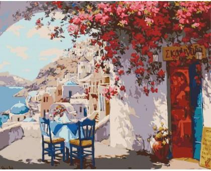 Картина по номерам Греческий полдень