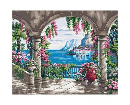Картина по номерам Райское место