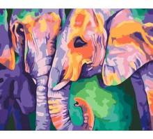 Картина по номерам Краски Индии