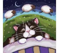 Картина по номерам Сладкие сны