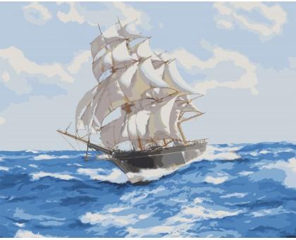 Картина по номерам Ветер свободы