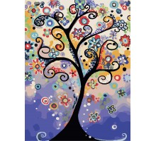 Картина по номерам Дерево мечты
