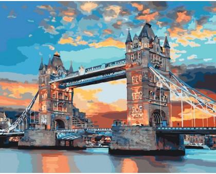 Картина по номерам Лондонський мост