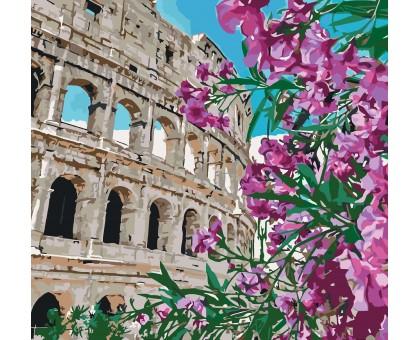 Картина по номерам Колизей