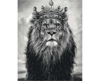 Картина по номерам Король Лев