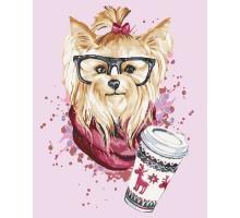 Картина по номерам Будешь кофе?