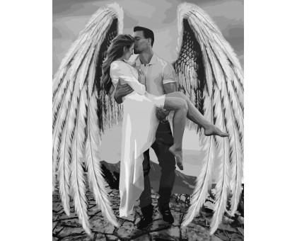 Картина по номерам Мой ангел