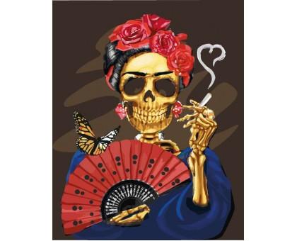 Картина по номерам Фрида Кало
