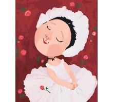 Картина по номерам Майя Плисецкая Гапчинская
