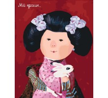 Картина по номерам Мой Кролик Гапчинская