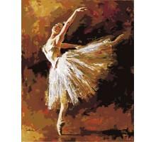 Картина по номерам Искусство танца