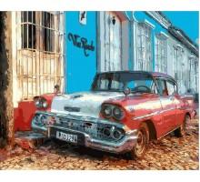 Картина по номерам Виа Реале. Куба