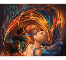 Картина по номерам Дух танца