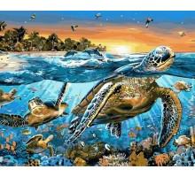 Картина по номерам Карибские острова
