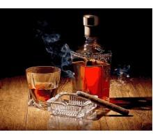 Картина по номерам Аромат сигар