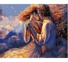 Картина по номерам Поцелуй из прошлого