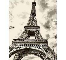 Картина по номерам Эйфелева башня