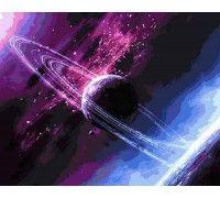 Картина по номерам Сквозь вселенную