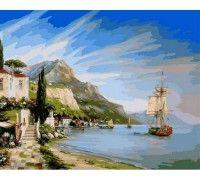 Картина по номерам Итальянская бухта