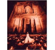 Картина по номерам Ночной город Петра