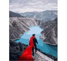 Картина по номерам Плотина Деринер