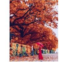 Картина по номерам Сказочная осень