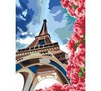 Картина по номерам Летний Париж