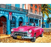 Картина по номерам Куба