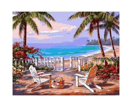 Картина по номерам Пляж Анатолии