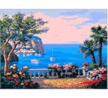 Картина по номерам Коста-дель-Соль