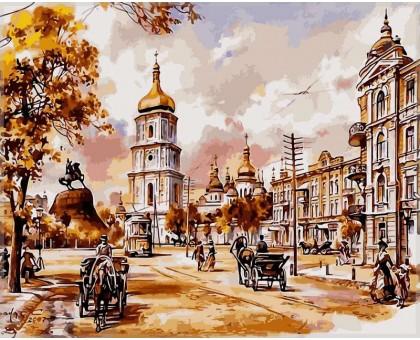 Картина по номерам София Киевская