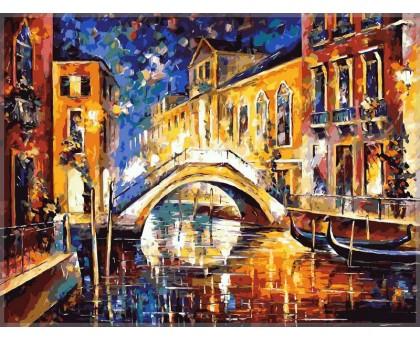 Картина по номерам Ночь в Венеции