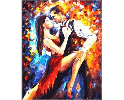 Картина по номерам Танго в Париже