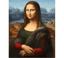Картина по номерам Монна Лиза