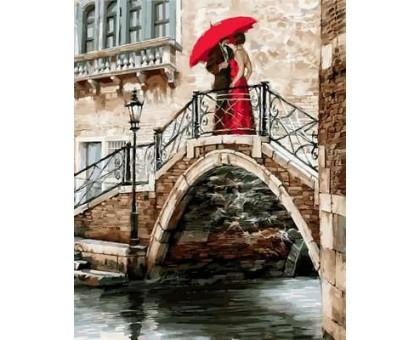 Картина по номерам Романтика Венеции