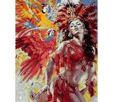 Картина по номерам Волшебный Рио