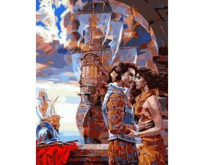 Картина по номерам Прощание конкистадора