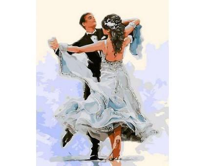 Картина по номерам Свадебный танец
