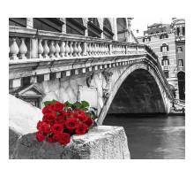 Картина по номерам Встреча у моста Риальто