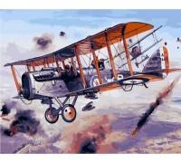 Картина по номерам Воздушный бой